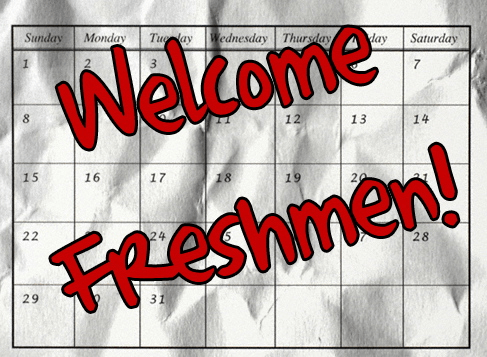 Welcome Class of 2025!